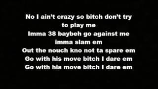 NBA Youngboy -38 Baby Lyrics