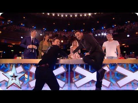 ANT & DEC'S GOLDEN BUZZERS! | Britain's Got Talent
