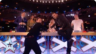 ANT & DEC\'S GOLDEN BUZZERS! | Britain\'s Got Talent