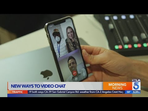 New Ways To Video Chat