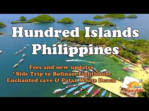 Philippines Adventure TNA - Hundred Islands Package