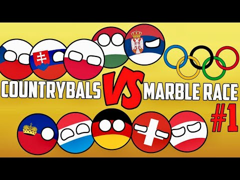 Countryballs Marble Race League #1 | 2017 Summer League from YouTube · Duration:  9 minutes 9 seconds
