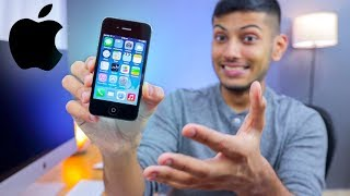 Download I Switched to the iPhone 4 from a FLAGSHIP ! *8 Year old phone in 2019* Mp3 and Videos