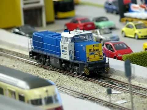 Mehano locomotiva VOSSLOH G1206 - ERS  1202 Corina - DC Dig  Sound