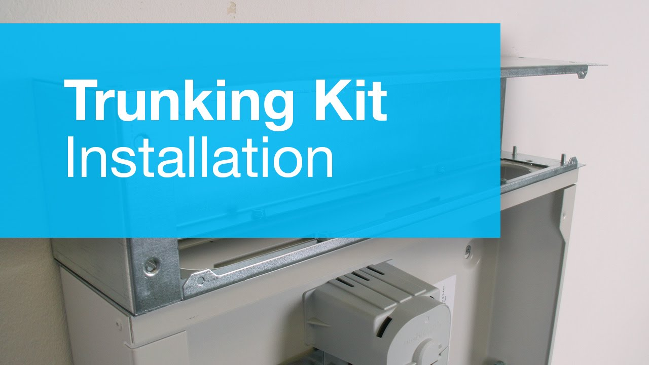 Trunking Kit Installation - YouTube