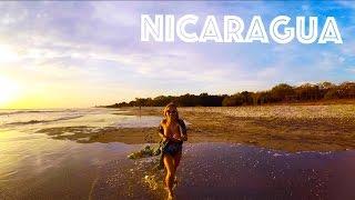Nicaragua | GoPro HERO4 | Elena and Max's Travel Vlog