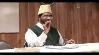 Ahmadiyya Missionary Imam Kauser Class - 03/07/2009 [Part 5]