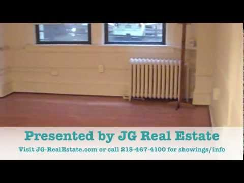 Studio Condo For Rent in Philadelphia with All Utilities Included $995/month