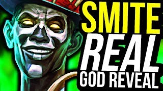 SMITE - REAL God Reveal - Baron Samedi