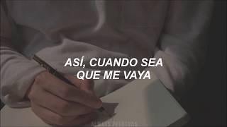 [ One Direction ] - I want to write you a song // Traducción al español