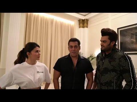 Salman Khan, Sonakshi Sinha, share video after Dubai event of Da-Bangg tour gets cancelled