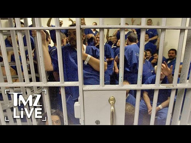 Coronavirus Scares Inmates!   TMZ Live