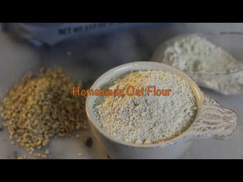 how-to-make:-oat-flour