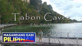 Tabon Caves in Quezon, Palawan | Magandang Gabi Pilipinas