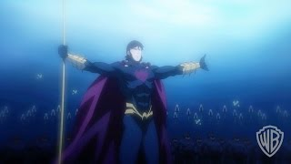 """Justice League: Throne of Atlantis - """"This is War"""""""