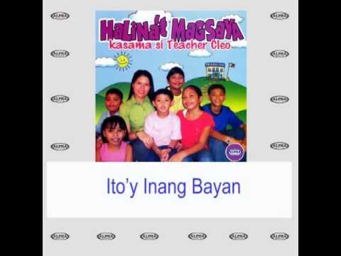 Tayo'y Magkaibigan By Teacher Cleo & Kids (With Lyrics)