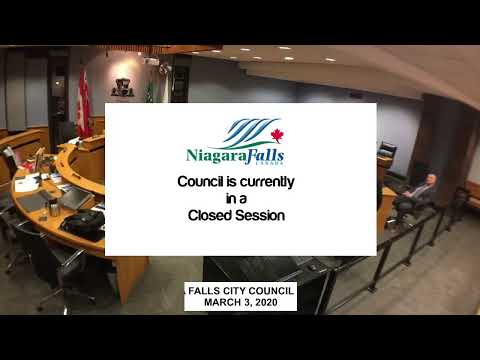 March 3, 2020 Council Meeting