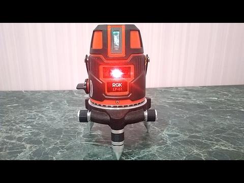 Обзор лазерного уровня для начинающего мастера