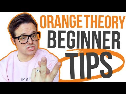 Orangetheory Fitness Beginner Tips (FROM A BEGINNER!)