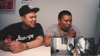 WORK HARD PRAY HARD (DISS HATERS) - ATTA HALILINTAR, EITARO, DJ LEZTEY REACTION VIDEO !!!