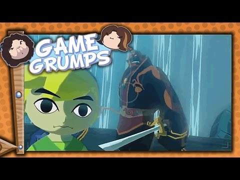 The Best of Game Grumps - Wind Waker HD
