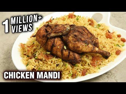 Chicken Mandi  - Eid Special Recipe - How To Cook Arabic Mandi Rice - Homemade Chicken Mandi - Varun