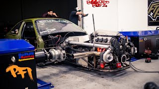 BULLY Civic Rips the Dyno! A Dream and a Hot Rod!