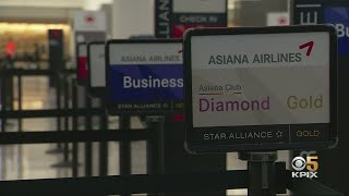 Asiana Airlines Forced To Shut Down Its Route From SFO To Korea For 45 Days