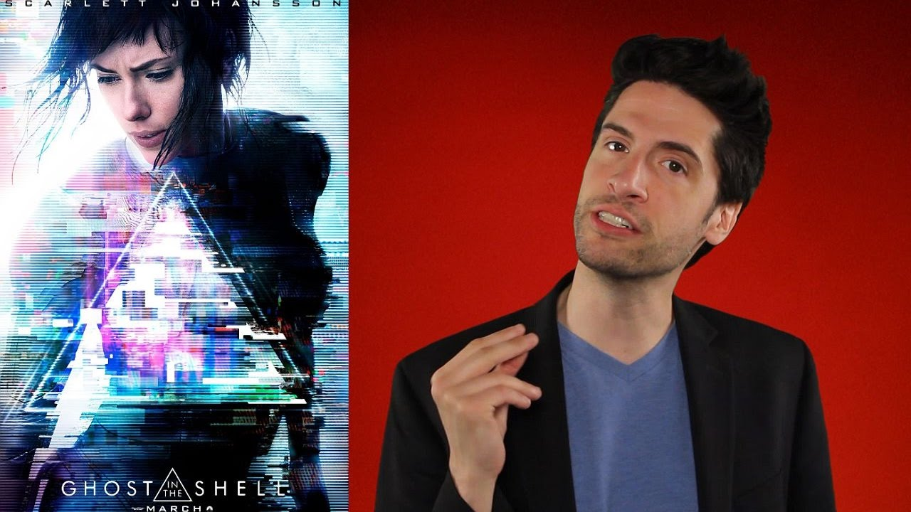 Ghost In The Shell Movie Review Youtube