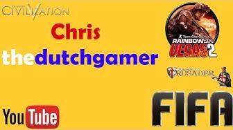 Introductiefilmpje - Christhedutchgamer