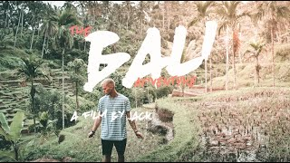 THE BALI ADVENTURE - A Film by Jack
