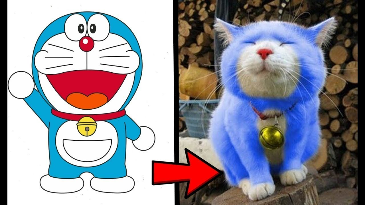 Doraemon Characters In Real Life 2018     -7915