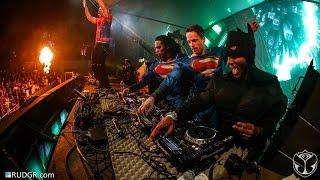 Superheroes LIVE @ Super You&Me Stage, Tomorrowland, Brasil (2015)
