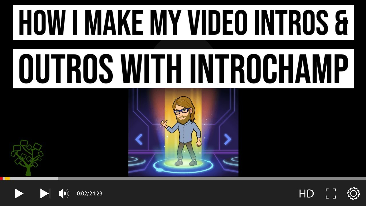 How I Make My Video Intros & Outros with IntroChamp