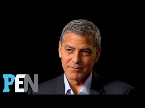 George Clooney Opens Up About Donald Trump, Running For Political Office | TIFF 2017 | People