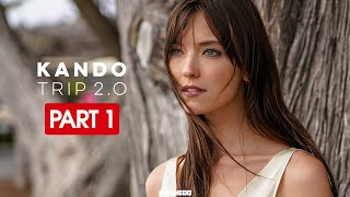 Sony Kando Trip 2.0 VLOG — Amazing Photo/Video Camp — Part 1/2