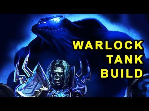 Warlock Tank Build in Classic WoW