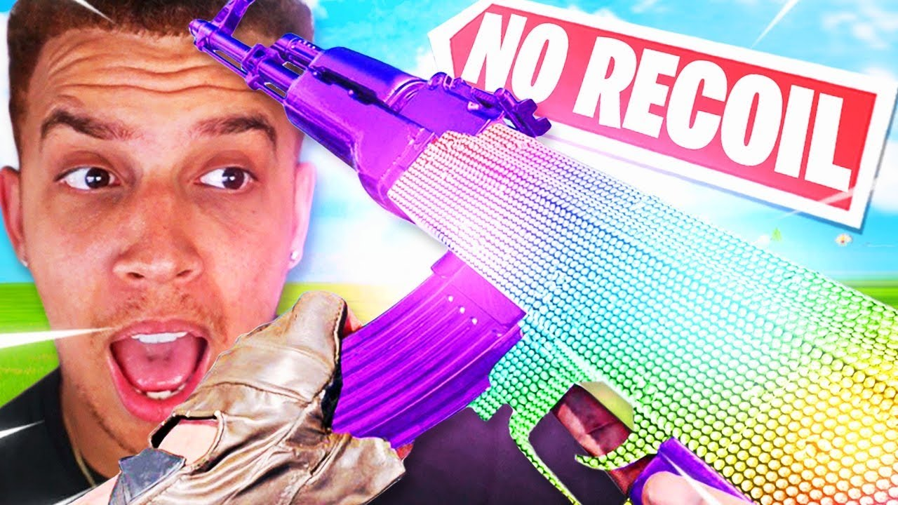 Download The ZERO RECOIL AK-47 Class in Warzone Season 6! (BROKEN)