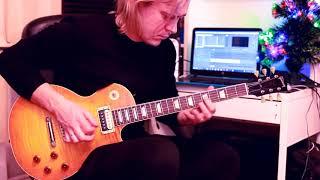 Happy New Year Guitar Jam by Dmitry Andrianov