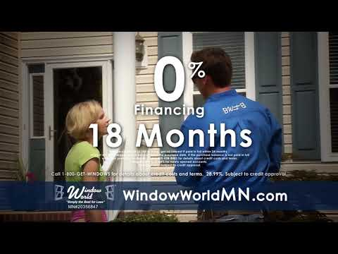 10 White Double Hung Windows | Installed for $6995 - Window World MN