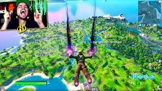 Gameplay sur la NOUVELLE MAP de FORTNITE !! (Chapitre 2 Saison 1)