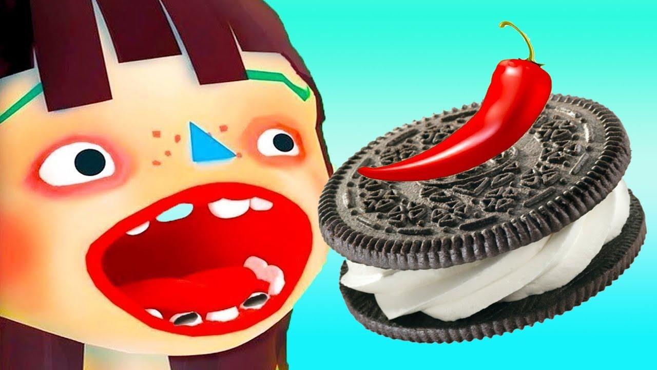 Permainan Masak Masakan Anak Permainan Anak Makan Rakus Permainan Anak Perempuan Youtube