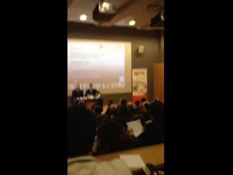 Incident at LSE public speech of Aleksandar Vučić