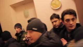 ВЗАЄМОДОПОМОГА. Выселение на Басейной в Киеве 29.11.2016 ч.2(29.11.2016г. ГО