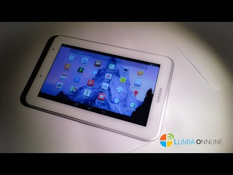 Flash Back to Stock ROM Galaxy Tab 2 7 0 (P3110)