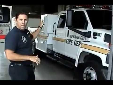 Fire Station Near Me: Virtual Tour - YouTube