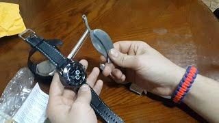 Обзор на нож и часы зажигалку с сайта Aliexpress