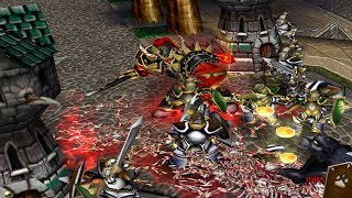 Warcraft 3 | Custom | DL Hero Siege #2
