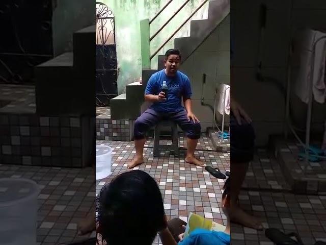 Belajar cara bersuci dengan Ustaz Adhi Fikri