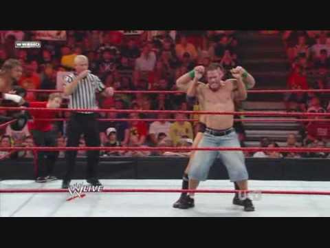 Triple h & John Cena & Seth Green (actor) vs Randy Orton & Legacy